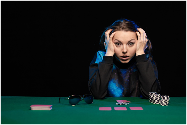Some of the most obvious poker tells to look out for